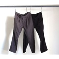T/W TOROPICAL 2TUCK TAPERD PANTS