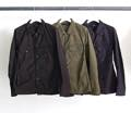 COMPACT MOLESKIN STRETCH FATIGUE SHIRTS JKT