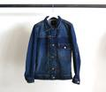 STRETCH DENIM G-JKT TYPE 1ST