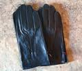 FRANCE LAMB LEATHER STITCH LINE  GLOVE