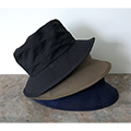 CTN/NY GROSGRAIN BUCKET HAT