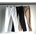 NO.55 SUPER SKINNY COOL MAX STRETCH 5PKT PANTS