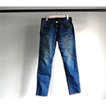 NO.30 STRETCH TAPERED SHAVING DENIM
