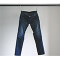 NO.55 SUPER SKINNY VINTAGE DYE DENIM