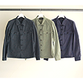 SULFUR DAMP FATIGUE SHIRTS