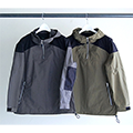 N/C SWITCHING REFLECTOR ANORAK