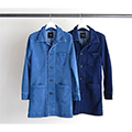 TENCEL DENIM SHOP COAT