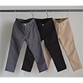 CROPPED TAPERED 9L PANTS