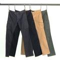 SULFUR SERGE TIGHT CARGO PANTS