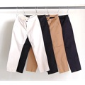 CTN STRETCH TWILL NO-P TAPERED PANTS