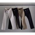 ANKLE LENGTH SERGE STRETCH 5PKT PANTS