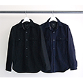 LIGHT MELTON CPO SHIRTS BLOUSON