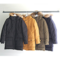 PE/NY MILITARY DOWN COAT