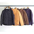 PE STAND HOOD MOUNTAIN DOWN JKT
