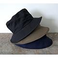 CTN/NY GROSGRAIN BUCKET HAT
