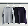 URAKE BIG SILHOUETTE PULL OVER L/S