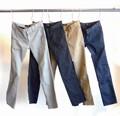STRETCH TIGHT CHINO PANTS