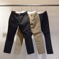 WORKERS CHINO CARROT 5PKT PANTS