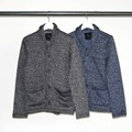 SWEATER FLEECE SHAWL/C CARDIGAN
