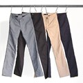 T/C STRETCH TIGHT CHINO PANTS