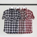 SHADOW CHK P&F S/S SHIRTS