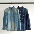 6OZ WESTERN DENIM SHIRTS