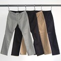 STRETCH NO-P CHINO PANTS