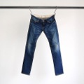 NO.61 STRETCH VINTAGE SHAVING DENIM