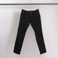 NO.41 STRETCH SKNNY BLACK DENIM