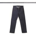ANKLE LENGTH RIGID COATING DENIM