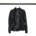 SHEEP LEATHER SINGLE RIDERS JKT