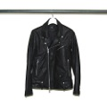 SHEEP LEATHER W RIDERS JKT