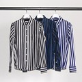 WIDE STRIPE STANDARD SHIRTS