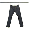 NO.41 STRETCH SKNNY RIGID DENIM