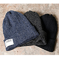 CTN/LINEN WATCH CAP