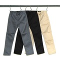 T/C NO-P TAPERED PANTS