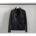 SHEEP NAKED LEATHER W-RIDERS JKT