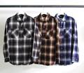 CTN/TEN OMBRE WORK PKT SHIRTS