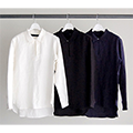 LINEN WASHER TUNIC SHIRTS