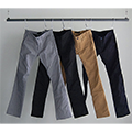 CAMPACT STRETCH TIGHT CHINO PANTS