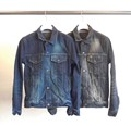 STRETCH DENIM JKT TYPE 3RD