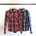 INDIAN FLANNEL CHK SHIRTS